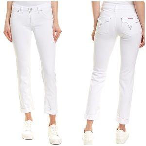 HUDSON Jeans Baraca Crop Straight Cuff Jeans
